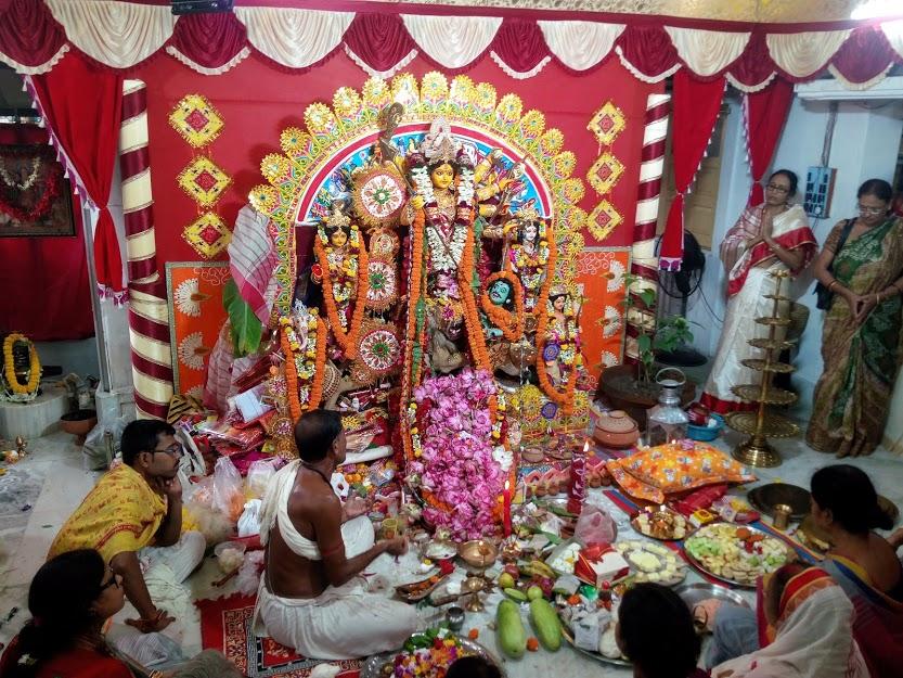 RYKYM - Durga Puja 2019