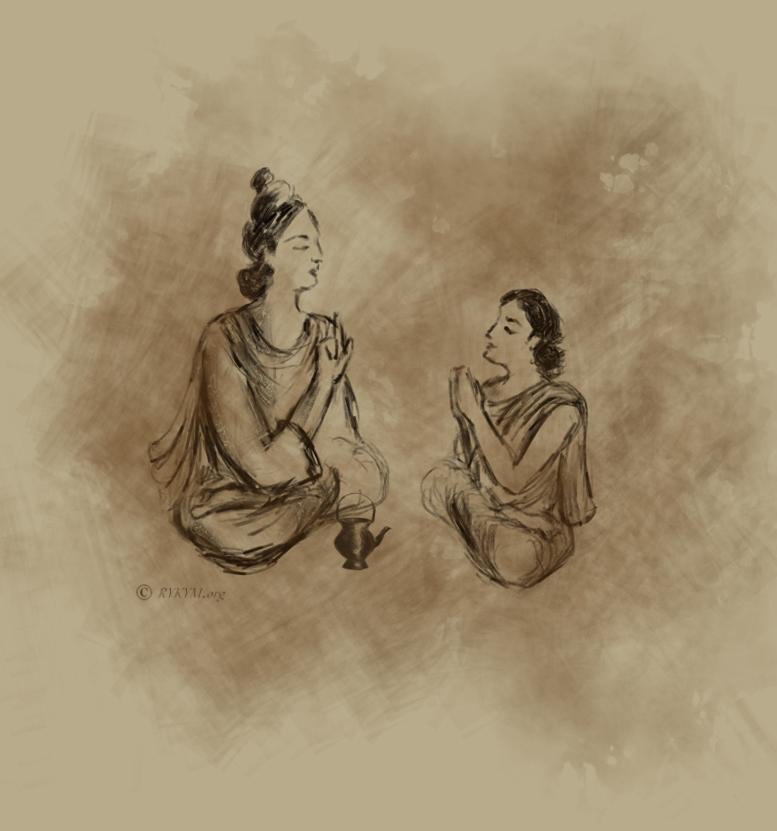 Master-Disciple Dialogue